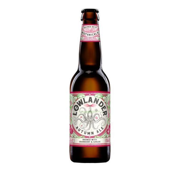 Lowlander Autumn ale (rol, 33cl)