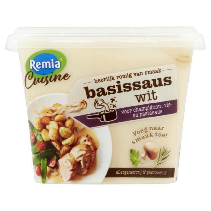 Remia Cuisine Basissaus Wit 265 ml (265ml)