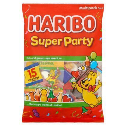 Haribo Super party (375g)