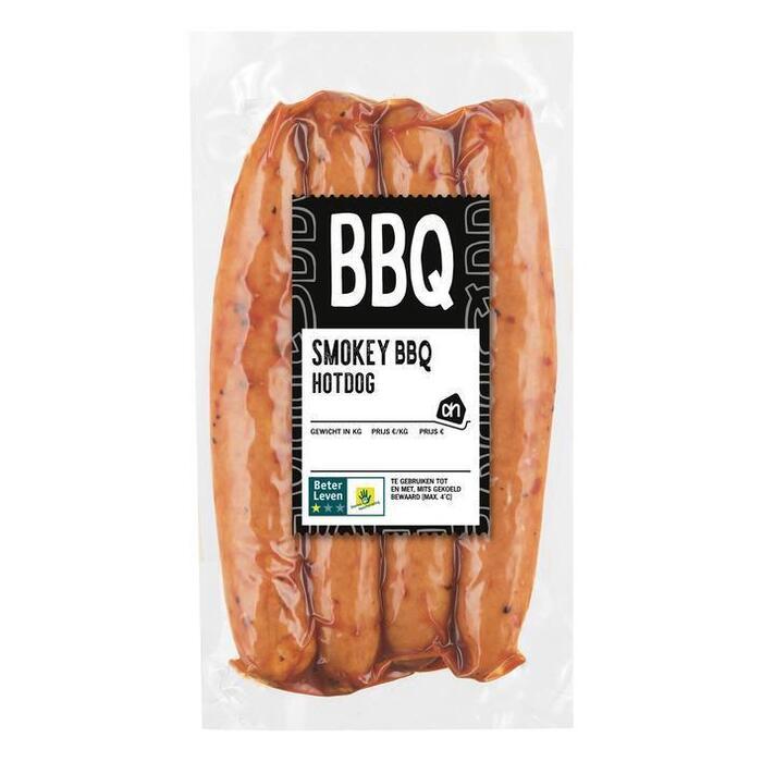 AH Smokey BBQ hotdog (280g)