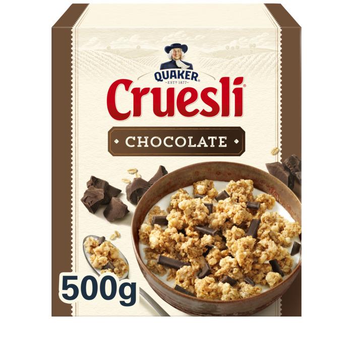 Cruesli Chocolate (Stuk, 500g)
