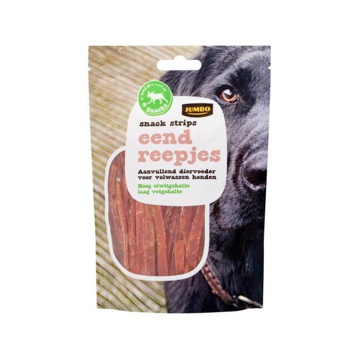 Jumbo Snack Strips Eend Reepjes 90 g (90g)