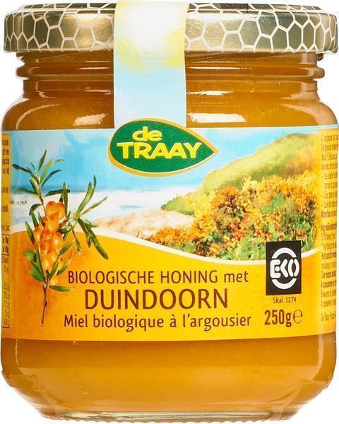 Honing met duindoorn (250g)