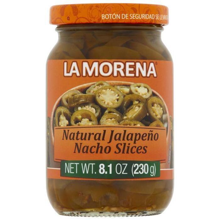 La Morena Jalapeno sliced for nacho (230g)