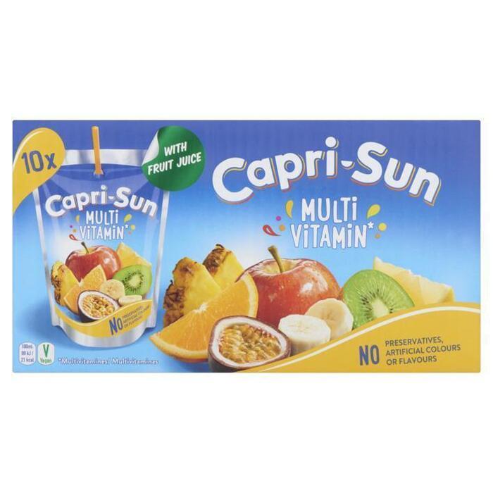 Capri-Sun Multi vitamin (10 × 200ml)
