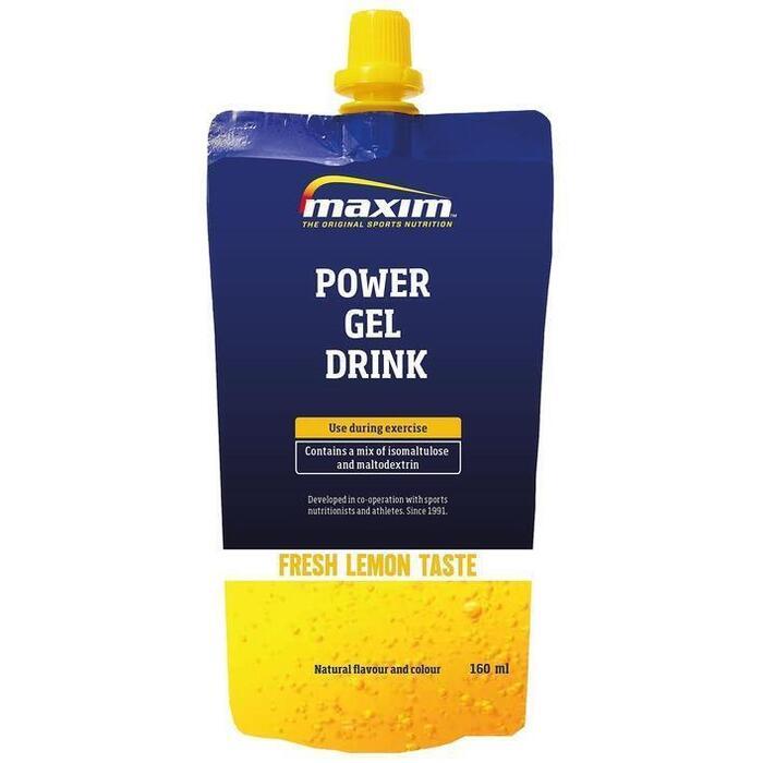 Maxim Long lasting energy drink lemon (160ml)