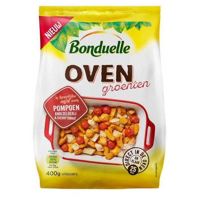 Bonduelle Oven groente pompoen (400g)