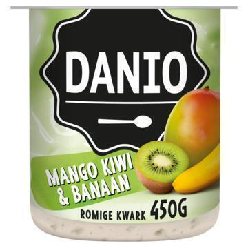 Mango, Kiwi & Banaan (Stuk, 450g)