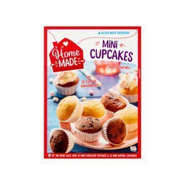 Pakket voor two bite muffins (400g)