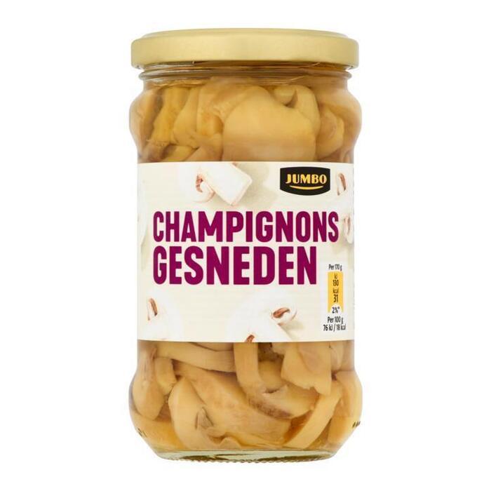 Jumbo Champignons Gesneden 280 g (280g)