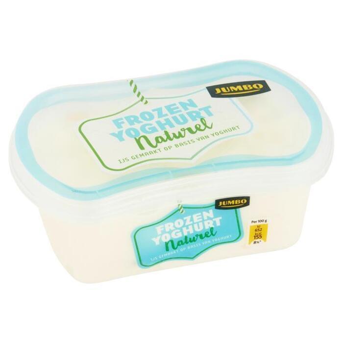 Frozen Yoghurt Naturel (bak, 200ml)