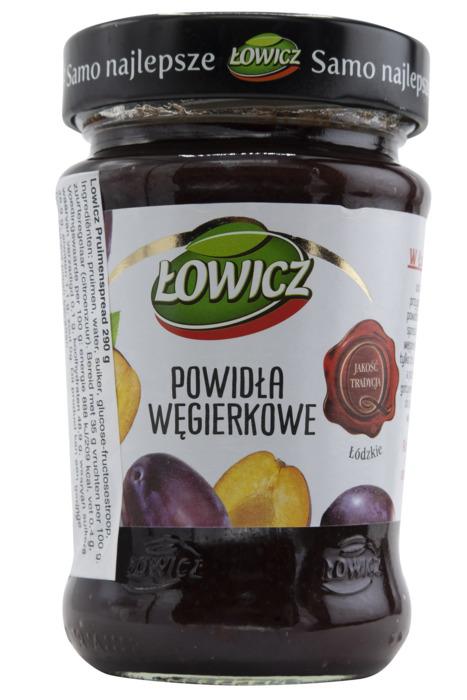Lowicz Pruimenjam (290g)