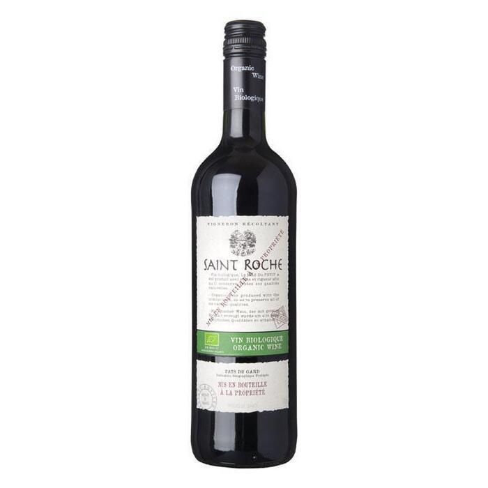 Saint Roche Rouge Biologique (0.75L)