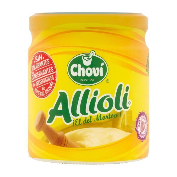 Chovi Cheff Allioli (180ml)