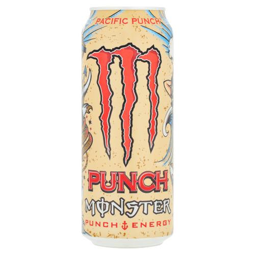 Monster Pacific Punch Blik 0.5L 1x (0.5L)