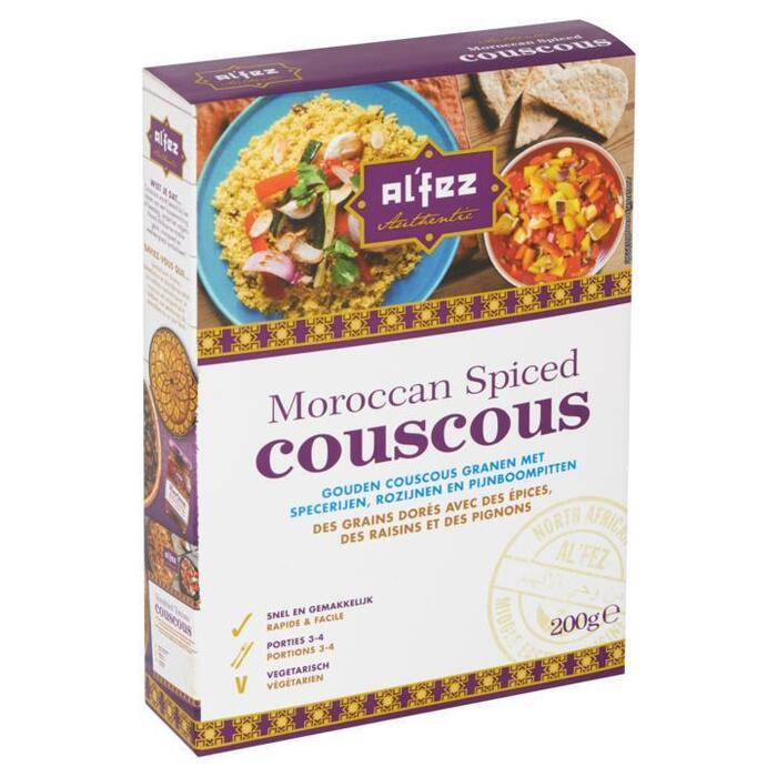 Maroccan Spiced, CousCous (200g)