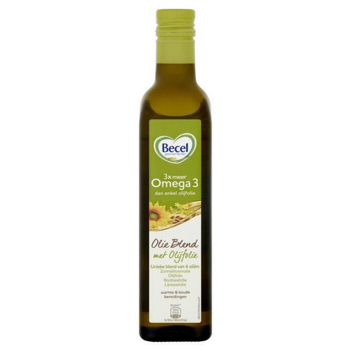 Becel Olie blend met olijfolie (0.5L)