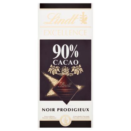 Excellence dark supreme noir 90% (100g)