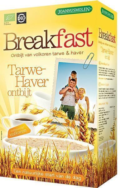 Tarwehaver Ontbijt (doos, 300g)