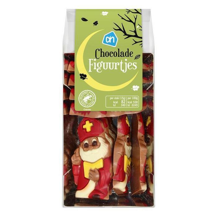 Chocoladefiguurtjes (zak, 150g)