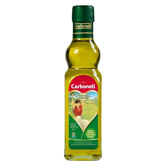 Extra Virgen olijfolie (glazen fles, 250ml)
