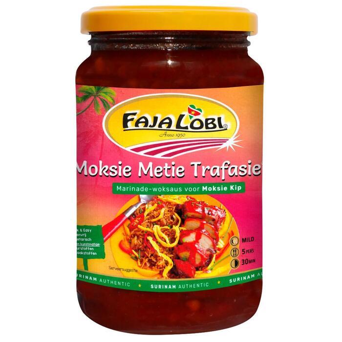 Faja Lobi Moksie Metie Trafasie 360ml (360g)
