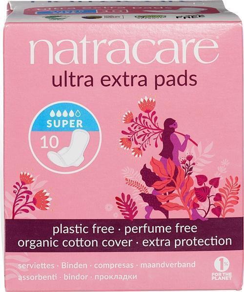 Ultra extra pads super (10 st.)