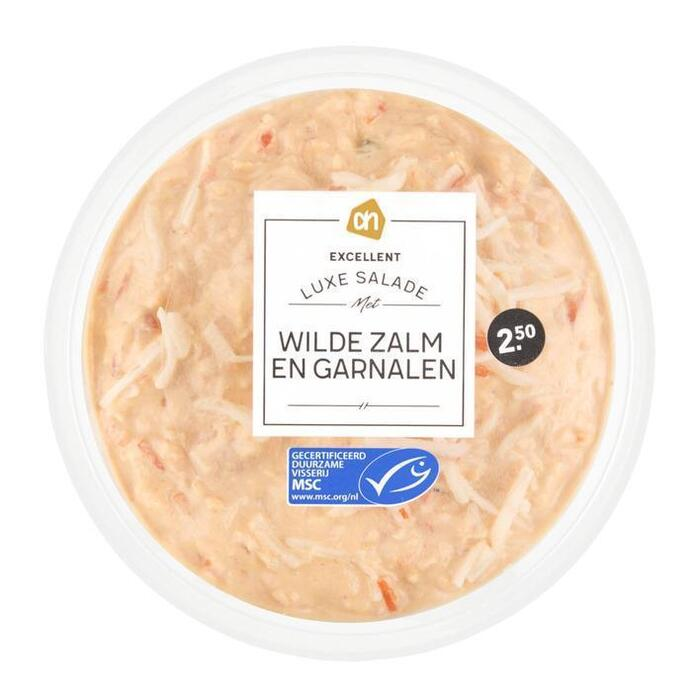 AH Excellent viscocktail zalm (125g)