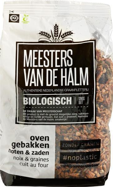 Ovengebakken noten en zaden ontbijtgranen (500g)