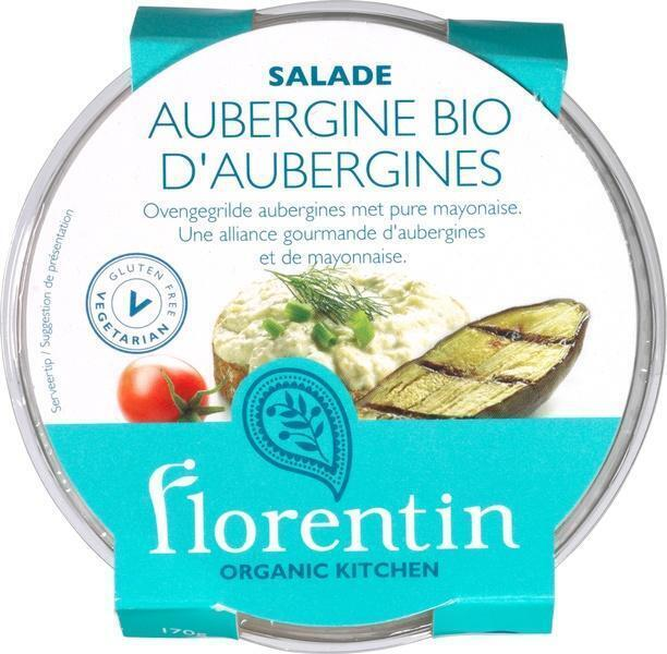 Salade aubergine (170g)