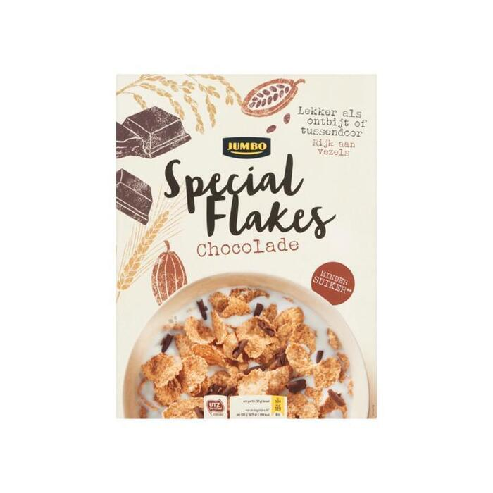 Jumbo Special Flakes Chocolade 300 g (300g)