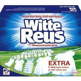 Witte Reus Waspoeder Wit 17 Wasbeurten (935g)