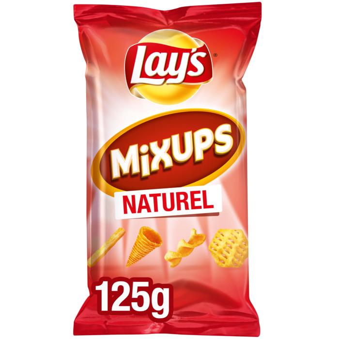 Snack Mix Naturel chips (125g)