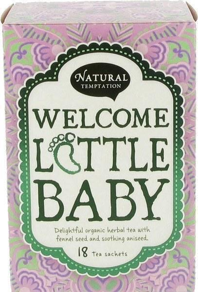 Welcome little baby (builtje)