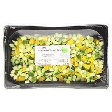 Komkommer-Courgette Salade (500g)