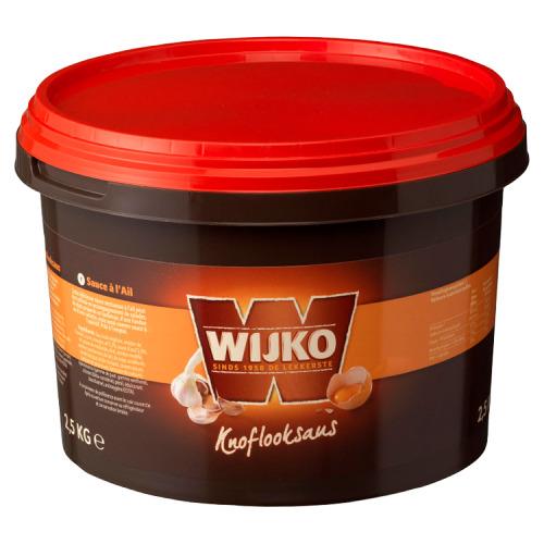 Wijko Knoflooksaus (2.5kg)
