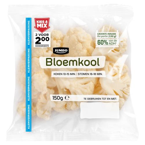 Jumbo Bloemkool Kleinverpakking 150 g (150g)