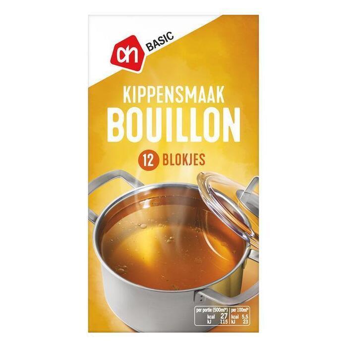 AH BASIC Chicken bouillon (120g)