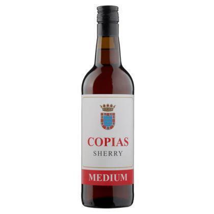 Medium dry sherry (rol, 0.75L)