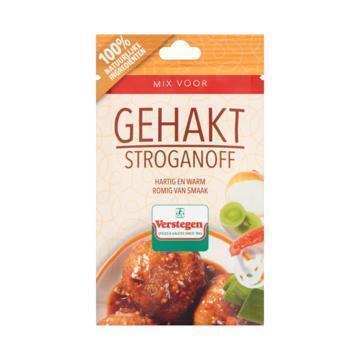 Mix voor gehakt stroganoff (40g)