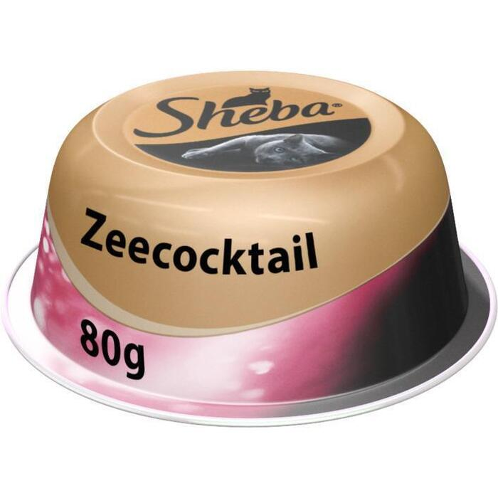 Sheba Luxe menu zeecocktail (80g)