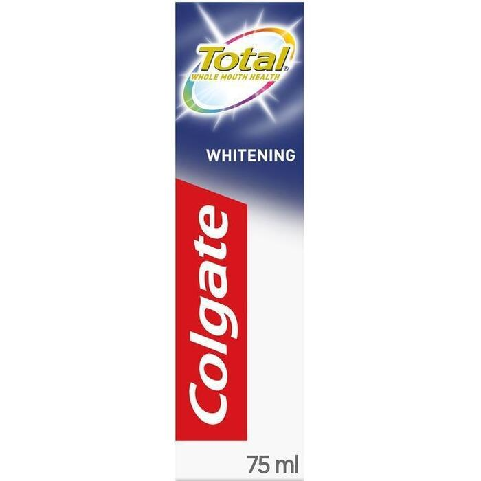 Colgate Tandpasta total gezond wit (75ml)