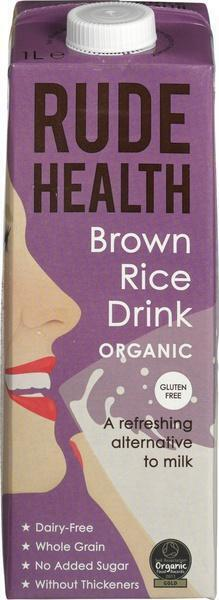 Rude Health Brown rice drink (1L)