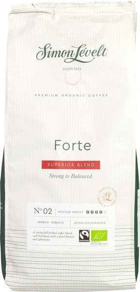 Gemalen koffie forte (1kg)