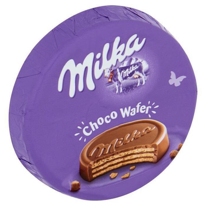 MILKA CHOCO WAFER WAFEL MELK CHOCOLADE 30 GR (30g)