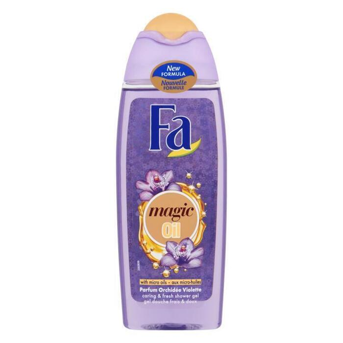 Fa Shower Gel Magic Oil Purple Orchid 250ml (250ml)