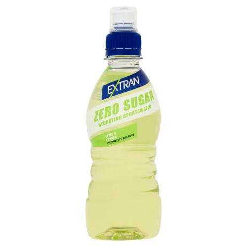 Extran Zero Sugar Lemon-Lime 0,33 L (33cl)