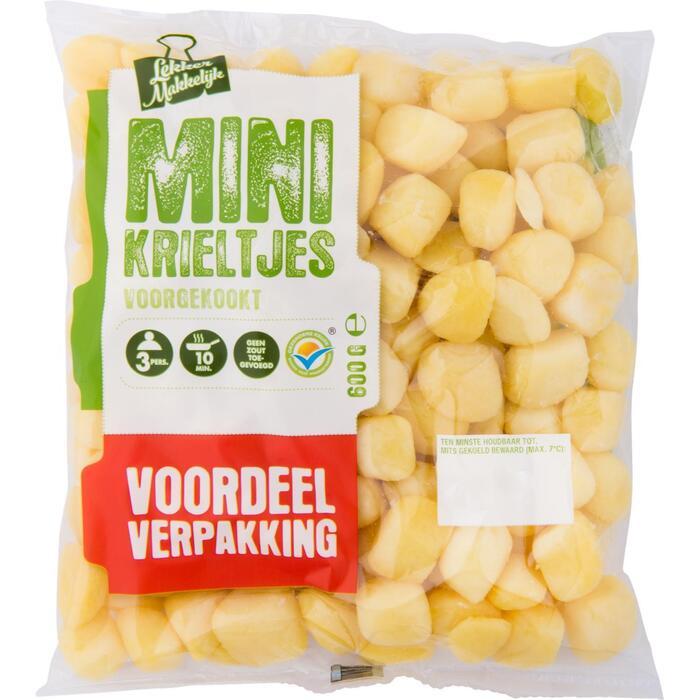 Minikrieltjes voordeelverpakking (600g)