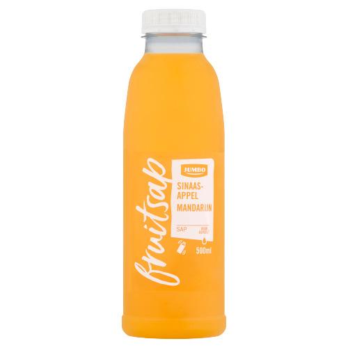 Jumbo Mandarijn Sinaasappelsap 500 ml (0.5L)