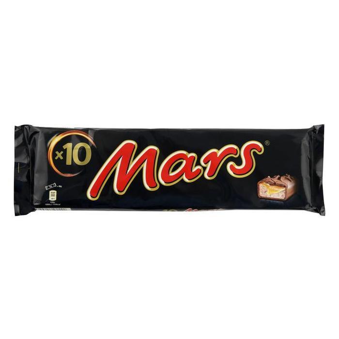 Mars (Stuk, 10 × 45g)